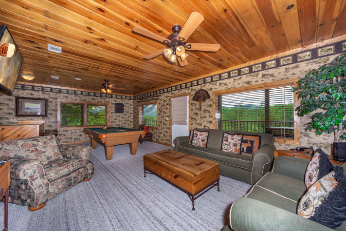 Sevierville, Tennessee Chalet Rental - Gallery Image #11