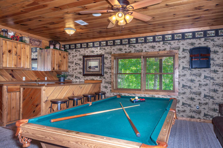 Sevierville, Tennessee Chalet Rental - Gallery Image #12