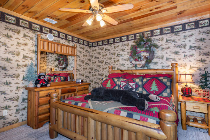 Sevierville, Tennessee Chalet Rental - Gallery Image #13