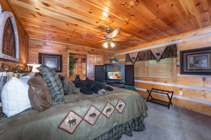 Sevierville, Tennessee Chalet Rental - Gallery Image #20