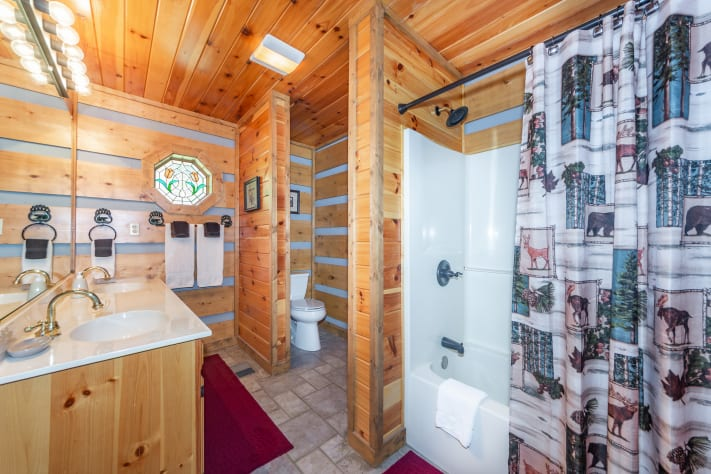 Sevierville, Tennessee Chalet Rental - Gallery Image #22