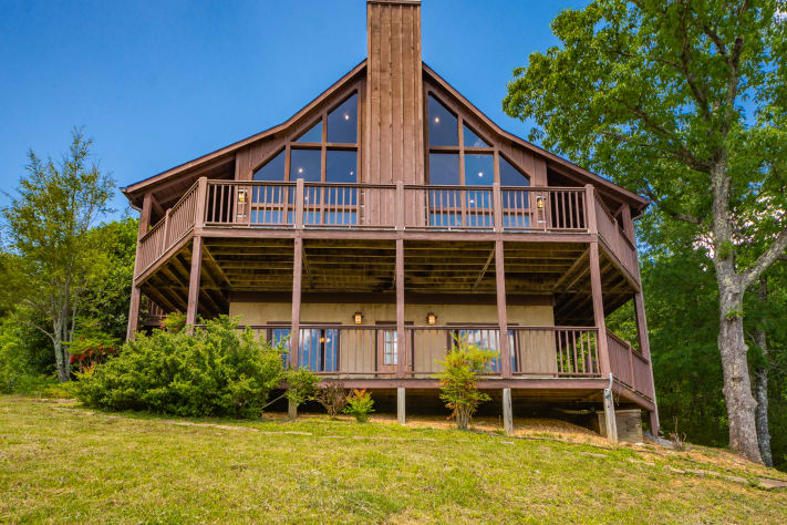 Sevierville, Tennessee Chalet Rental - Gallery Image #3