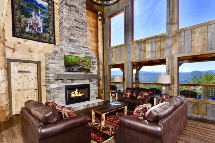 Pigeon Forge, Tennessee Castle Rental - Gallery Image #2