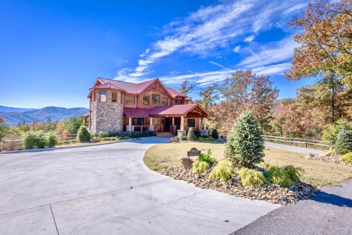 Pigeon Forge, Tennessee Castle Rental - Gallery Image #20