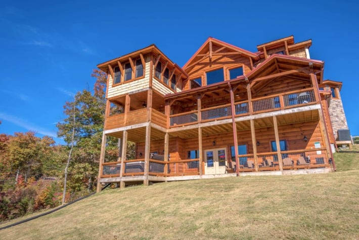 Pigeon Forge, Tennessee Castle Rental - Gallery Image #21