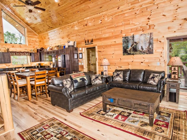Gatlinburg, Tennessee Cabin Rental - Gallery Image #15