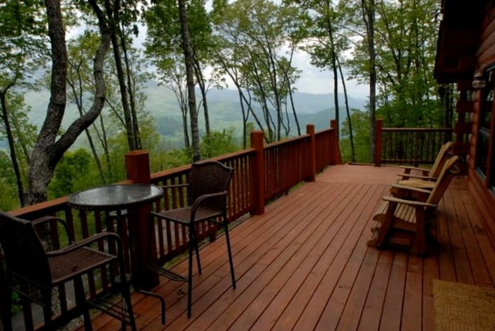 Maggie Valley, North Carolina Cabin Rental - Gallery Image #3