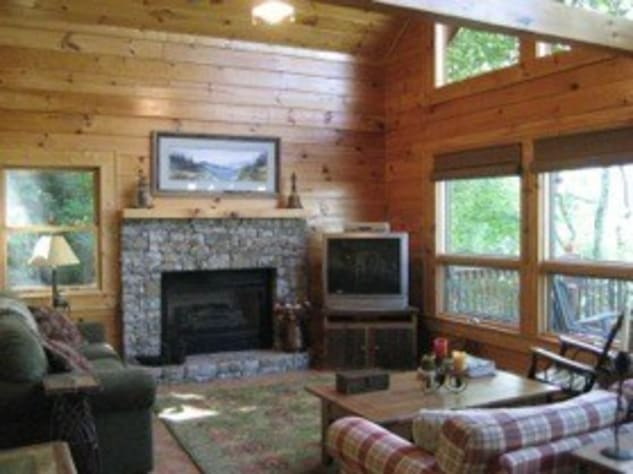 Maggie Valley, North Carolina Cabin Rental - Gallery Image #9