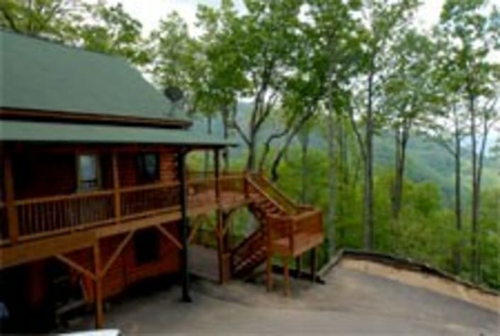 Maggie Valley, North Carolina Cabin Rental - Gallery Image #22