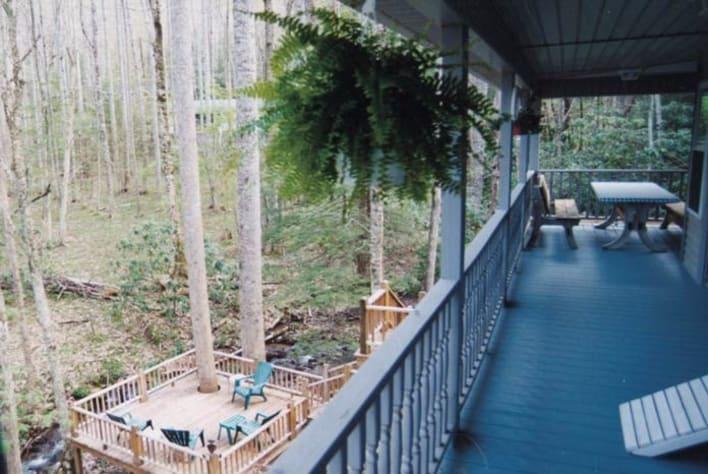 Maggie Valley, North Carolina Cabin Rental - Gallery Image #4