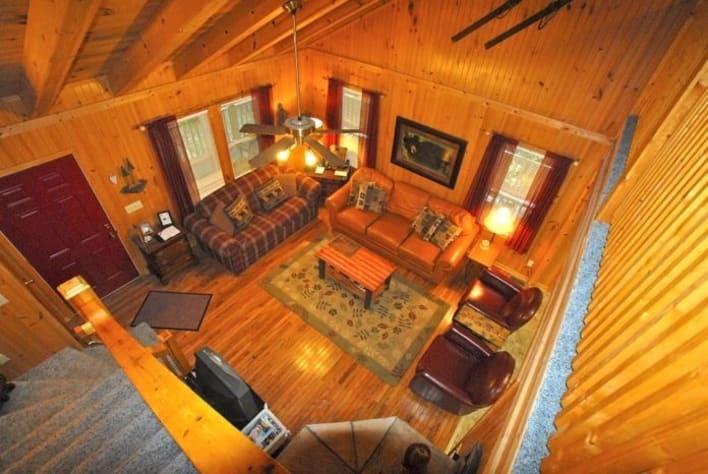 Maggie Valley, North Carolina Cabin Rental - Gallery Image #8