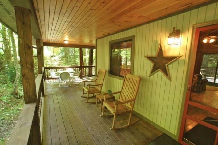Maggie Valley, North Carolina Cabin Rental - Gallery Image #2