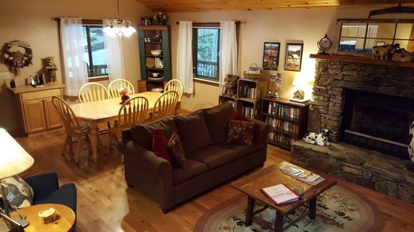Maggie Valley, North Carolina Cabin Rental - Gallery Image #6