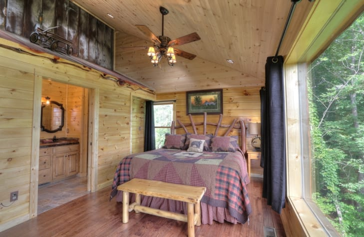 Sevierville, Tennessee Cabin Rental - Gallery Image #13