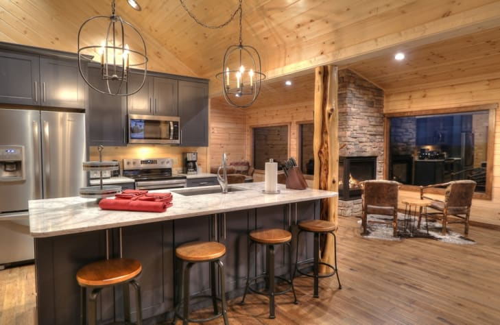 Sevierville, Tennessee Cabin Rental - Gallery Image #6