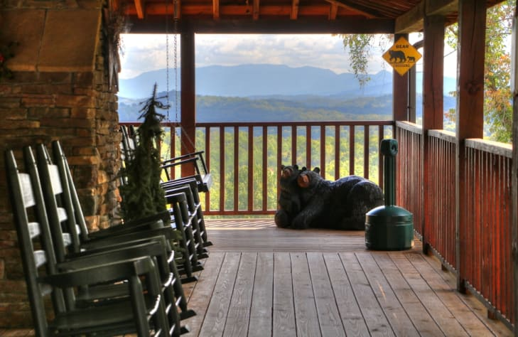 Sevierville, Tennessee Lodge Rental - Gallery Image #2