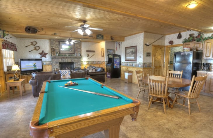 Sevierville, Tennessee Lodge Rental - Gallery Image #18