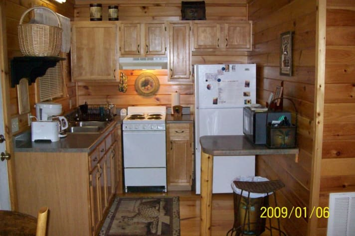 Cosby, Tennessee Cabin Rental - Gallery Image #21