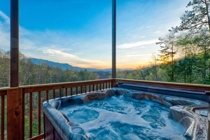 Gatlinburg, Tennessee Cabin Rental - Gallery Image #23