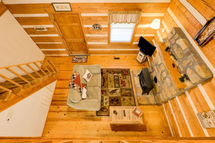Cosby, Tennessee Cabin Rental - Gallery Image #7