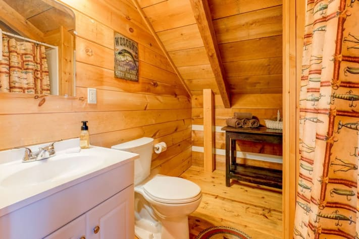 Cosby, Tennessee Cabin Rental - Gallery Image #16