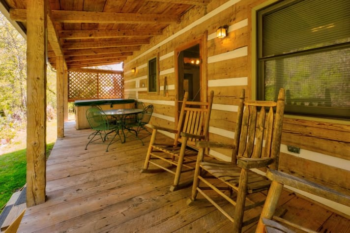 Cosby, Tennessee Cabin Rental - Gallery Image #20