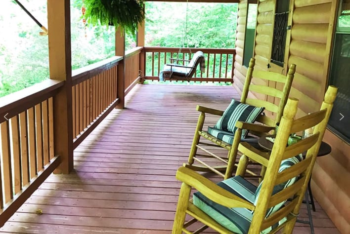Cosby, Tennessee Cabin Rental - Gallery Image #9