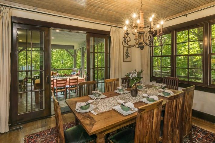Highlands, North Carolina Cabin Rental - Gallery Image #6