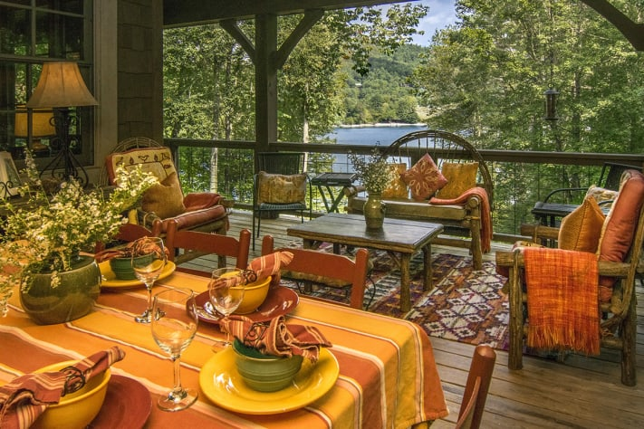 Highlands, North Carolina Cabin Rental - Gallery Image #8