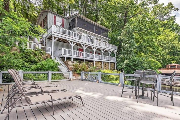 Lake Lure, North Carolina Cottage Rental - Gallery Image #1