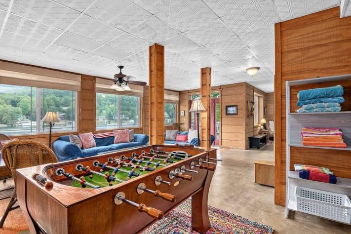 Lake Lure, North Carolina Cottage Rental - Gallery Image #11