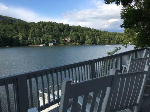 Lake Lure, North Carolina Cottage Rental - Gallery Image #24