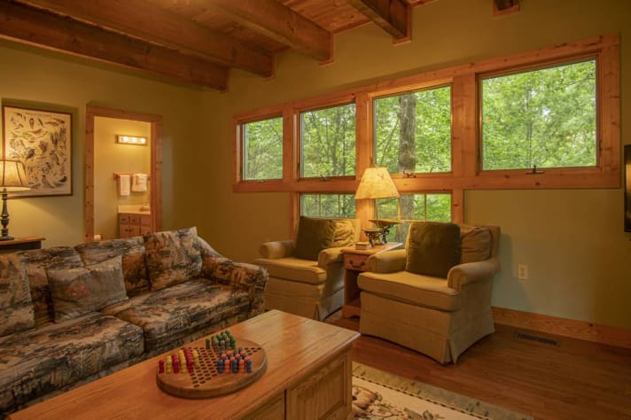 Townsend, Tennessee Cabin Rental - Gallery Image #2