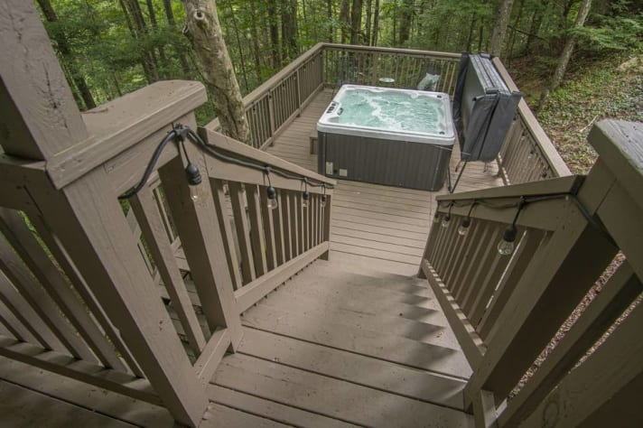 Townsend, Tennessee Cabin Rental - Gallery Image #21