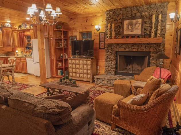 Townsend, Tennessee Cabin Rental - Gallery Image #4