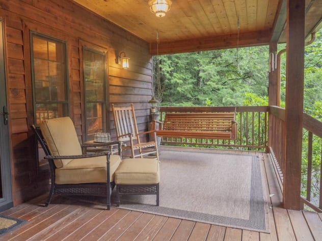 Townsend, Tennessee Cabin Rental - Gallery Image #23