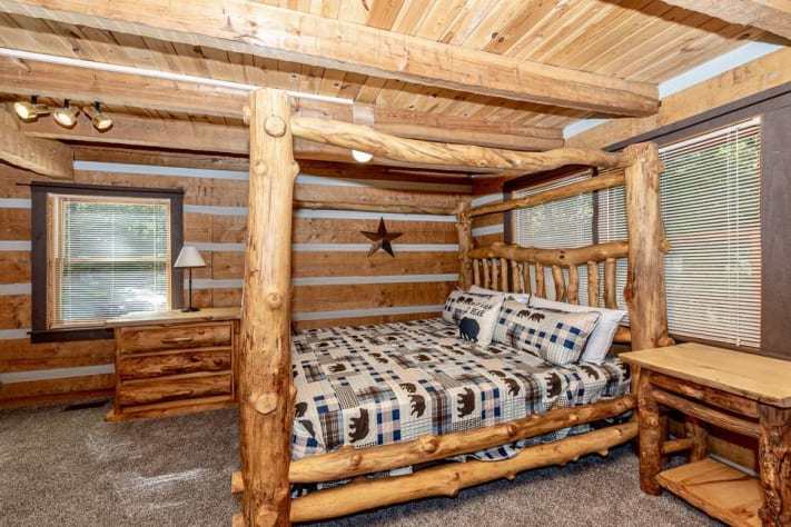 Townsend, Tennessee Cabin Rental - Gallery Image #8