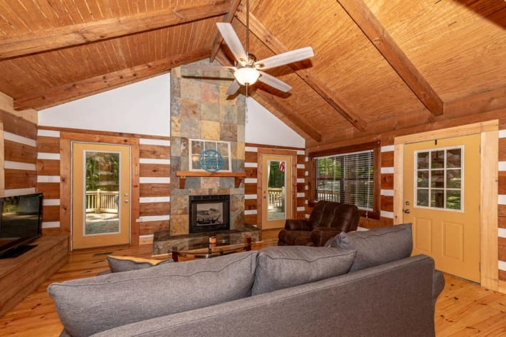 Townsend, Tennessee Cabin Rental - Gallery Image #5
