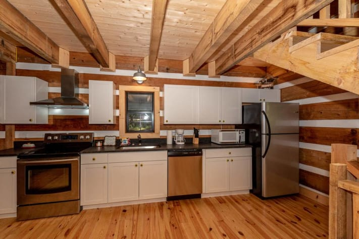 Townsend, Tennessee Cabin Rental - Gallery Image #7