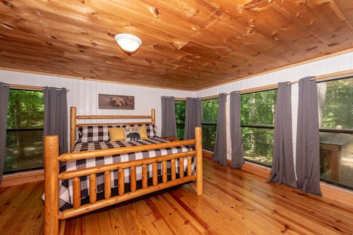 Townsend, Tennessee Cabin Rental - Gallery Image #11