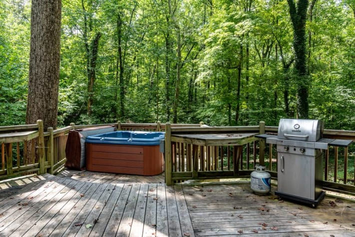Townsend, Tennessee Cabin Rental - Gallery Image #19
