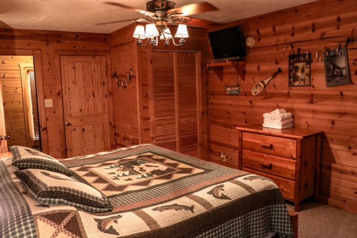 Pigeon Forge, Tennessee Lodge Rental - Gallery Image #13
