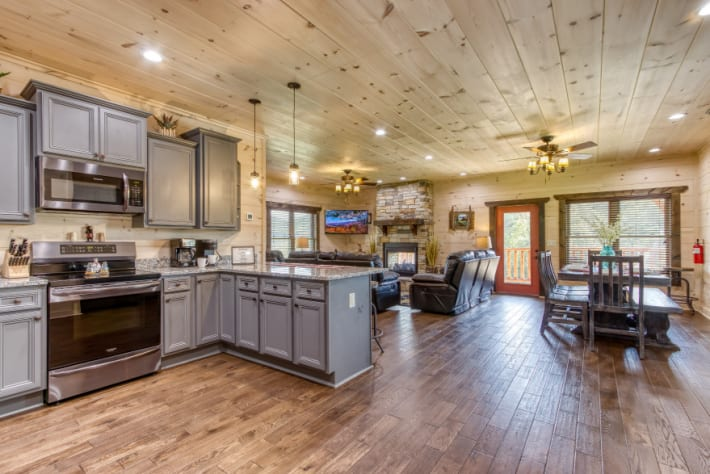 Pigeon Forge, Tennessee Lodge Rental - Gallery Image #5