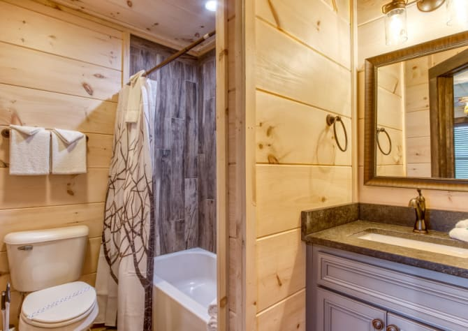 Pigeon Forge, Tennessee Lodge Rental - Gallery Image #19