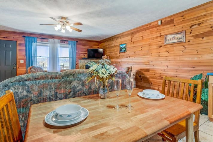 Cosby, Tennessee Cabin Rental - Gallery Image #10