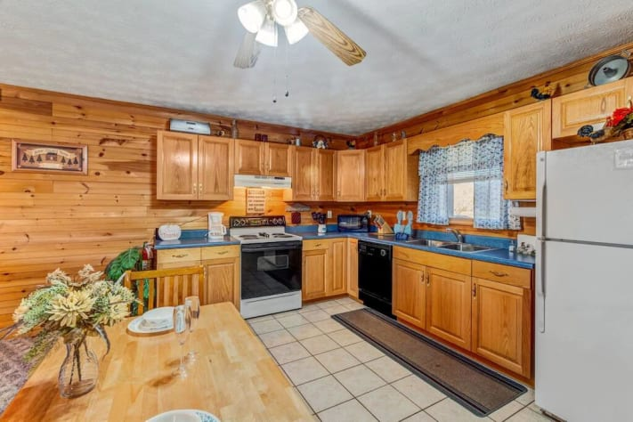 Cosby, Tennessee Cabin Rental - Gallery Image #13