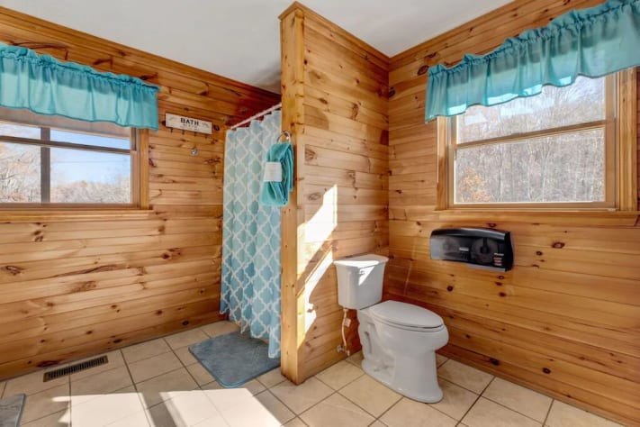 Cosby, Tennessee Cabin Rental - Gallery Image #23