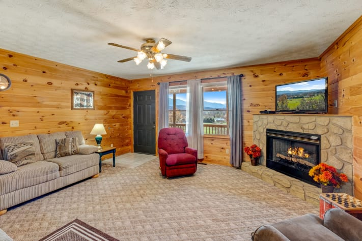 Cosby, Tennessee Cabin Rental - Gallery Image #8