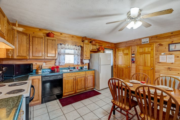Cosby, Tennessee Cabin Rental - Gallery Image #14