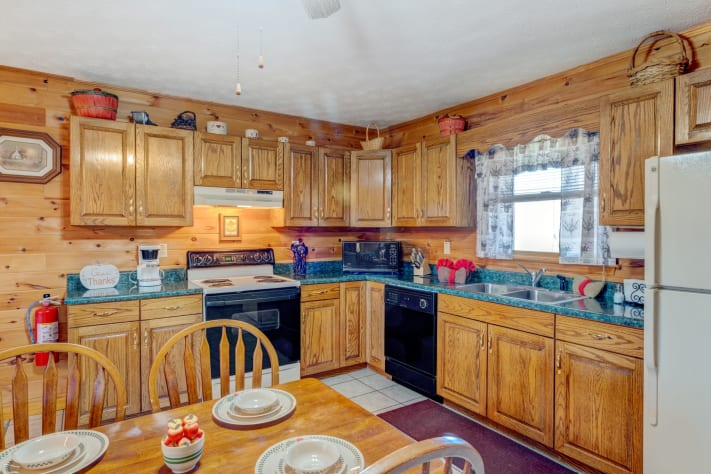 Cosby, Tennessee Cabin Rental - Gallery Image #15